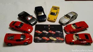 Ferrari Collezione Shell de Maisto 1/39