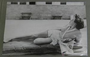 Fotografia de Judy Garland, Actriz de cine y cantante