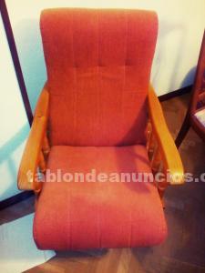 Gran ocasión mecedora y sillón