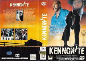 ** HR274 - CARATULA DE PELICULA VHS - KENNON TTE