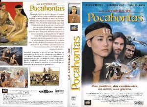** HR278 - CARATULA DE PELICULA VHS - LA LEYENDA DE