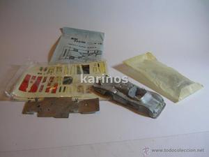 Kit de metal Renault A 442 Calberson LM . nº 4