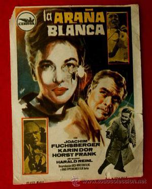 LA ARAÑA BLANCA - DEM - DIR. HARALD REINL