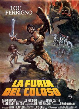 LA FURIA DEL COLOSO (GUÍA ORIGINAL SIMPLE DE SU ESTRENO EN