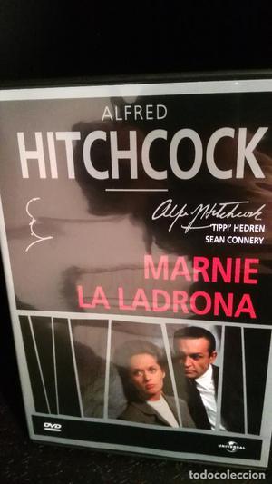 Marnie la ladrona---Alfred Hitchcock