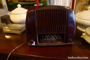 RADIO TELEFUNKEN CANARIAS MOD. U-125