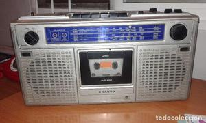 boombox vintage sanyo m cd60k a os 80 posot class. Black Bedroom Furniture Sets. Home Design Ideas