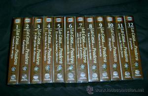 VHS: LA CASA DE LA PRADERA / VHS: 12 episodios en 12 cintas