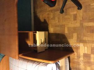600 € - dormitorio juvenil tipo tren