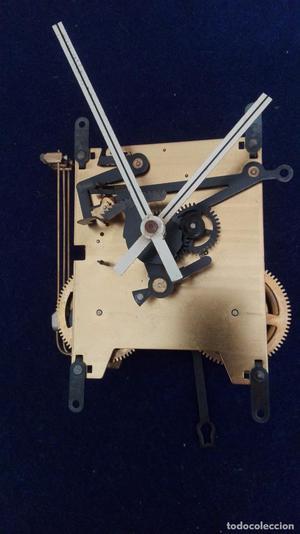 Mecanismo de reloj de pared a pesas con soneria posot class - Mecanismo reloj pared ...