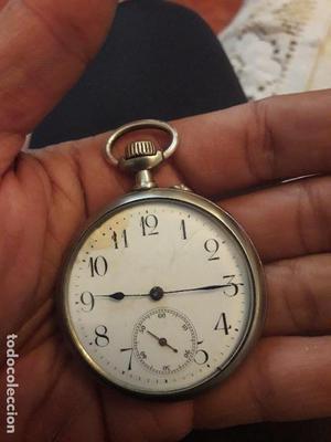 Reloj antiguo de bolsillo marca LONGINES buen estado