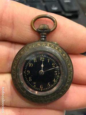 Reloj de bolsillo de 3,3 cm de diametro