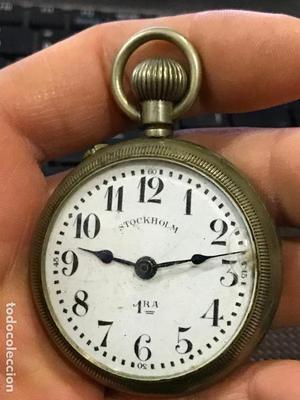 Reloj de bolsillo stockholm Primera 1ª