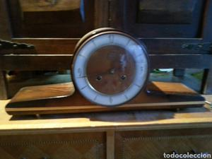 Reloj de sobremesa antiguo marca fhs germany