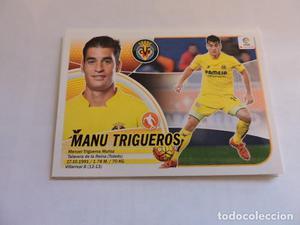 10 Manu Trigueros - Villarreal - Liga  Nuevo