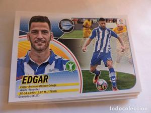 14B 14 B Edgar - Alaves - Liga  Nuevo Logo -