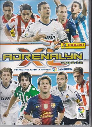 ADRENALYN  LOTE 441 CARDS