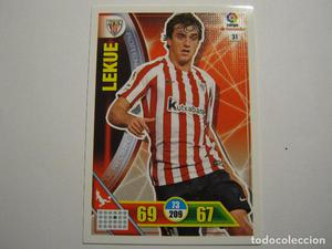 ADRENALYN  Nº 31 LEKUE (ATHLETIC DE BILBAO)