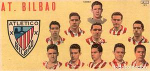 ATHLETIC CLUB DE BILBAO - TEMPORADA  - CHOCOLATES