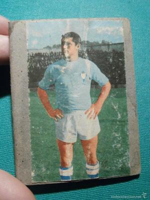 Antiguo espejo - Futbolista -