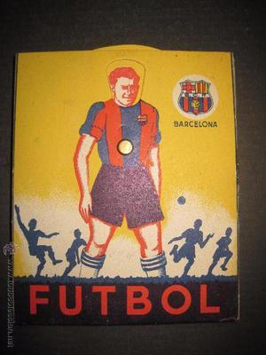 CAJA DE 12 LAPICES DEL FUTBOL CLUB BARCELONA - MOVIMIENTO 10