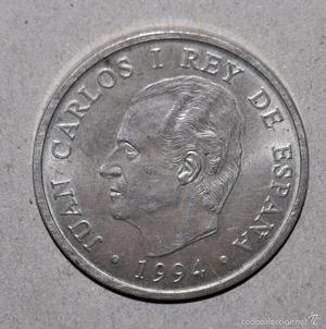 MONEDA JUAN CARLOS I -  PESETAS  MADRID - ASAMBLEA