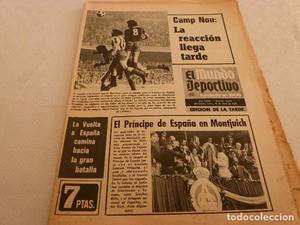 MUNDO DEPORTIVO()BARÇA Y AT.MADRID