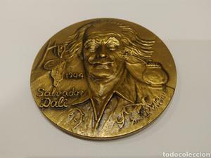 Medalla Salvador Dali