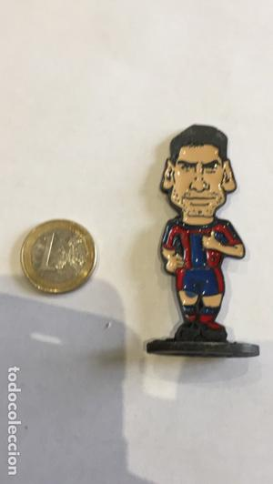 Muñeco metal Futbol club Barcelona Guardiola