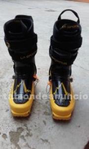 Vendo botas de esquí de travesia
