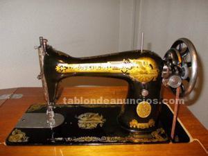 Venta máquina de coser singer