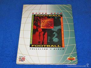 WORLD CUP USA 94 (UPPER DECK) TRADING CARDS - COLECCIÓN