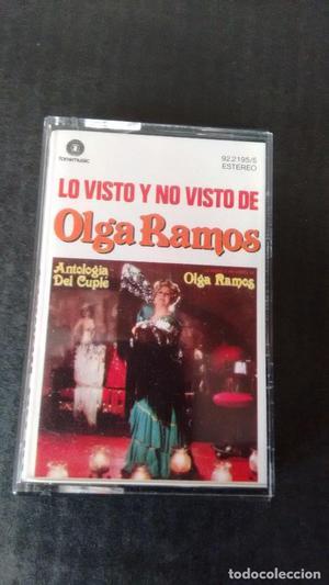 1 Cassette de Olga Ramos