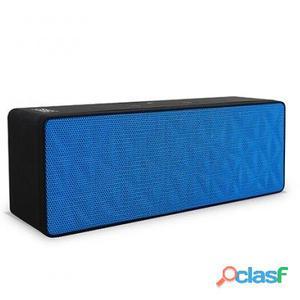 3GO Altavoz Wallop Bluetooth 4.0 Micro sd Azul