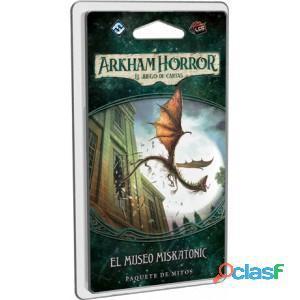 Arkham horror: el museo miskatonic