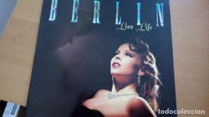 BERLIN LOVE LIFE LP SPAIN CON INSERTO