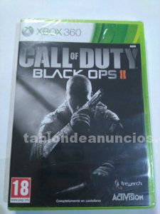 Call of duty (black opsii) para xbox 360