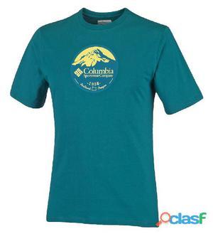 Camisetas casual Columbia Csc Pioneer Peak Ii S/s