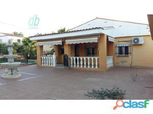 Chalet Venta Pedralba