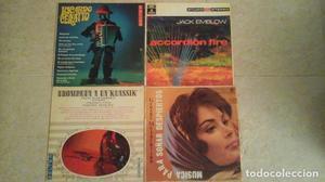 Colección 48 Lp's Esasy Listening - Orquestas