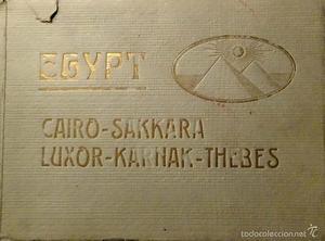 EGYPT. IN THE LAND OF THE PHARAOHS - EGIPTO