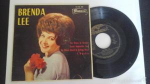 EP Brenda Lee - The Grass is greener, Sweet imposible you,