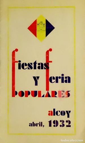 FIESTAS Y FERIA POPULARES ALCOY ABRIL