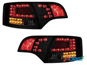 Focos traseros de LEDs Audi A4 Avant 04-08_ Intermitentes