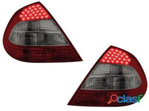 Focos traseros de LEDs Mercedes Benz E W211