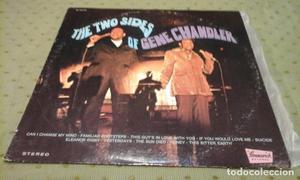 Gene Chandler The Two Sides Of Gene Chandler  US LP