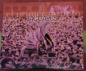 JAGUARES (EL PRIMER INSTINTO) CD