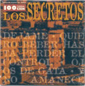 LOS SECRETOS (4 temas) Edic. Cadena100 (cd-single )