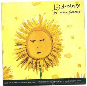 LOS SECRETOS. Dos caras distintas (cd single promo )