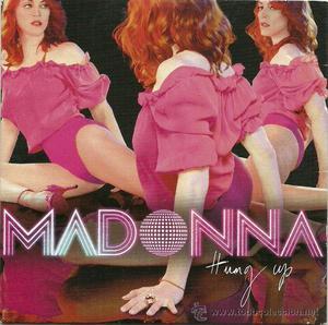 MADONNA. Hung up (2 tracks) (cd-single )